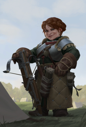 Ranger - Pathfinder: Kingmaker Wiki