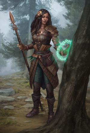 Druid - Pathfinder: Kingmaker Wiki