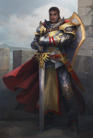 Paladin - Pathfinder: Kingmaker Wiki