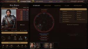 Character creation - Pathfinder: Kingmaker Wiki