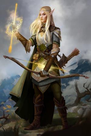 Elf - Pathfinder: Kingmaker Wiki