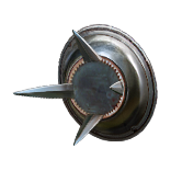 Polished Spiked Shield inventory icon.png