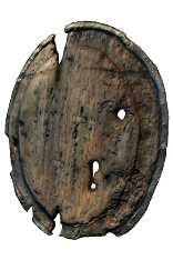 Rotted Round Shield inventory icon.png