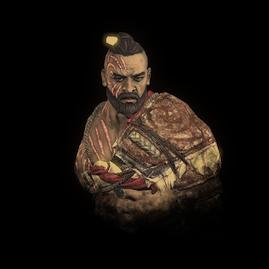 Haku, Warmaster