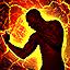 MeleeFireNode passive skill icon.png