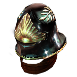 Gilded Sallet inventory icon.png