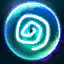 IncreasedEnergyShieldManaReservation (Occultist) passive skill icon.png