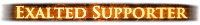 Exalted Supporter Title.png