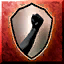 IncreasedArmourAttackDamage (Juggernaut) passive skill icon.png
