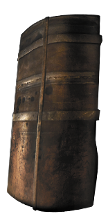 Buckskin Tower Shield inventory icon.png