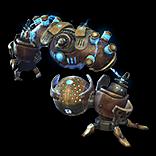 Stormcaller Lightning Golem Skin inventory icon.png