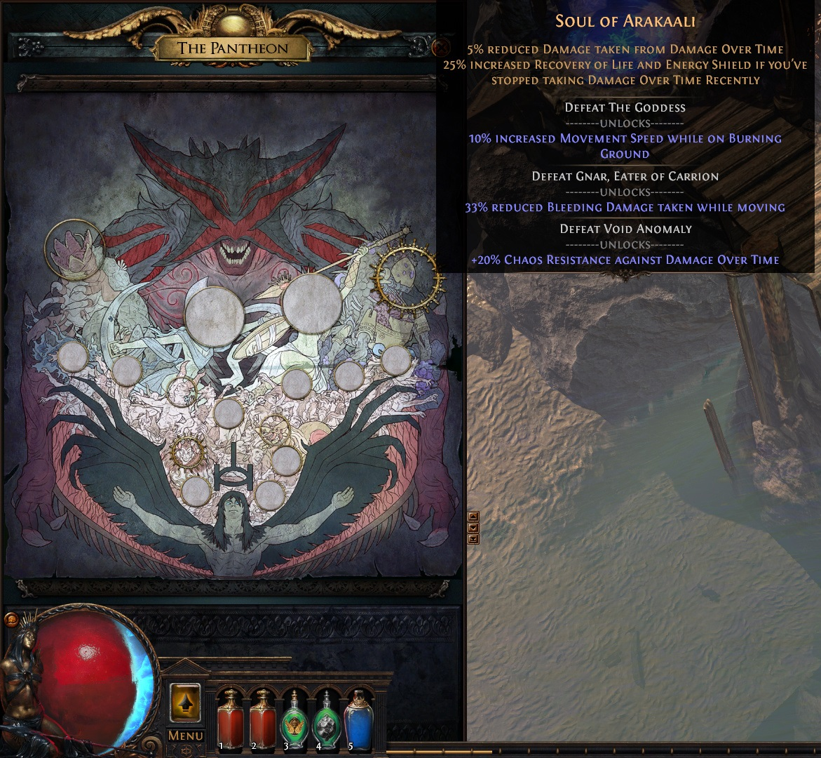 The Pantheon - Official Path of Exile Wiki