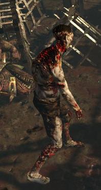 Rotten Gladiator