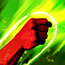 AttackDamangeAndEvasionNotableIcon passive skill icon.png