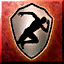 IncreasedArmourMovementSpeed (Juggernaut) passive skill icon.png