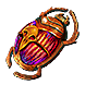 Rusted Bestiary Scarab inventory icon.png