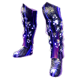 Purple Necrotic Boots inventory icon.png