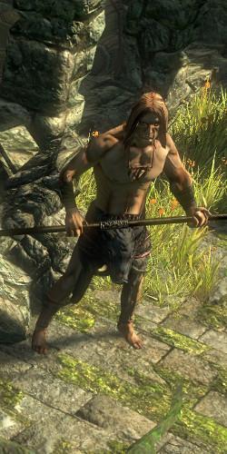 Greust an Azmeri hunter