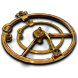 Journeyman Cartographer's Sextant inventory icon.png