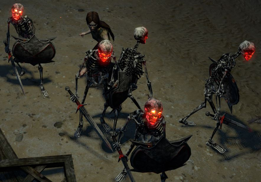 Summon Skeleton - Official Path of Exile Wiki