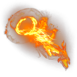 Dragon Flame Dash Effect inventory icon.png