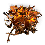 Burning Corpse Pile inventory icon.png