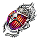 Polished Bestiary Scarab inventory icon.png
