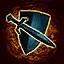 GLADBlockChance (Gladiator) passive skill icon.png