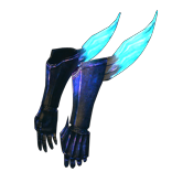 Cerulean Seraph Gloves inventory icon.png