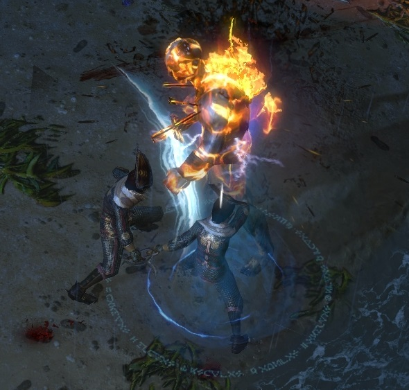 Vaal Double Strike - Official Path of Exile Wiki