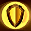 ArmourEnergyShieldDefenseFromShields (Guardian) passive skill icon.png