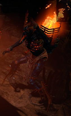 Undying Incinerator