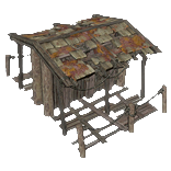 Ramshackle Hut inventory icon.png