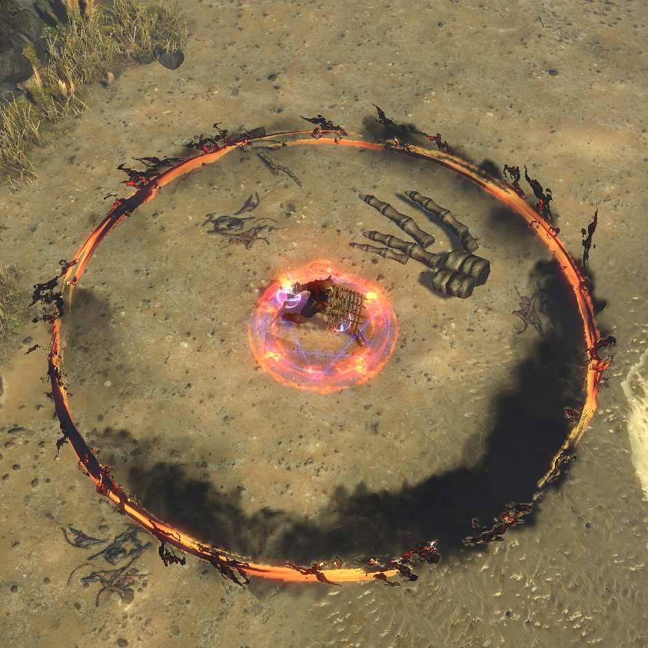 Vaal Righteous Fire - Official Path of Exile Wiki
