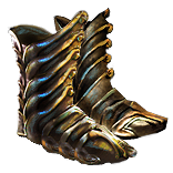Bronzescale Boots inventory icon.png