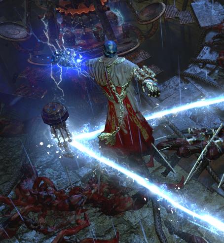 Image Result For Poe Lightning Templar