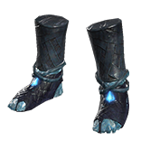 Water Elemental Boots inventory icon.png