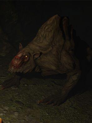 Cave Beast