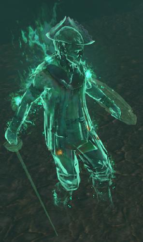 Spectral Swashbuckler