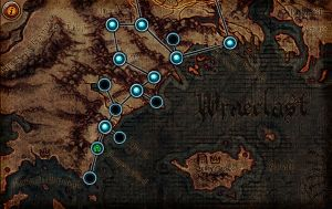 Path Of Exile World Map Act 1   Official Path of Exile Wiki