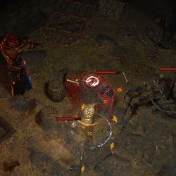 The Dungeon of Necromancy area screenshot.jpg