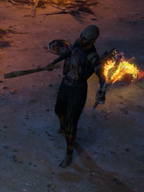 Cannibal Fire-eater