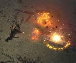 Explosive Trap skill screenshot.jpg