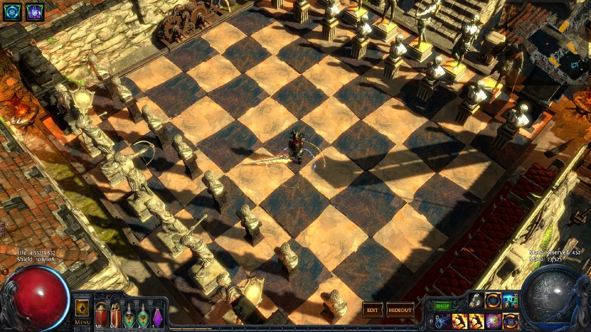 Hideout - Official Path of Exile Wiki