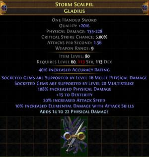 Elder item - Official Path of Exile Wiki
