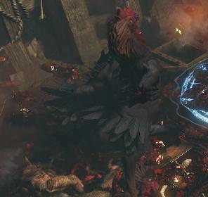 Talon Demon
