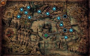 Act 3 - Official Path of Exile Wiki Catacomb Map Poe on