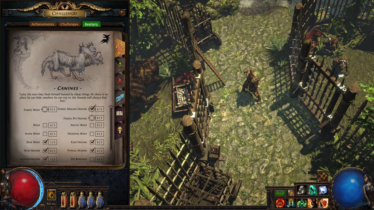 Bestiary - Official Path of Exile Wiki