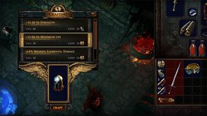 Crafting - Official Path of Exile Wiki