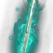 Turquoise Weapon Effect inventory icon.png